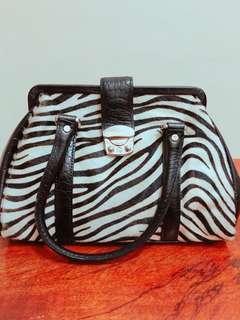 Alfani Leather Bag