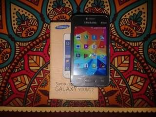 HP SAMSUNG GALAXY YOUNG 2 DUOS SECOND