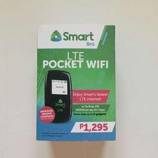 Smart LTE mobile wifi