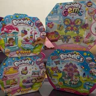 """Mainan Anak Beads """"Beados"""""""