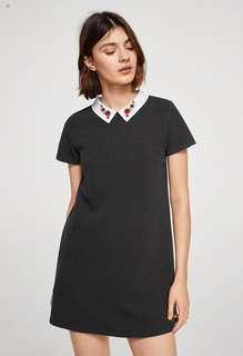 Cute Collared MANGO Dress
