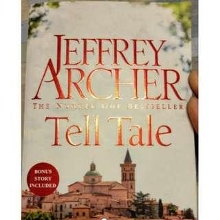 🚚 Tell Tale by Jeffrey Archer
