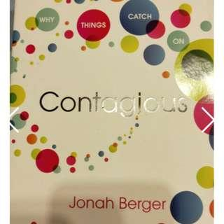 🚚 Contagious by Jonah Berger