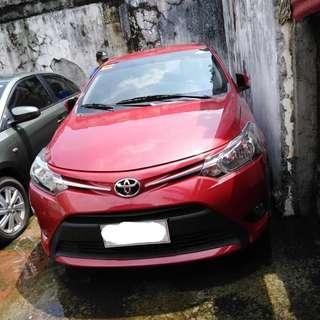Toyota vios dual vvti 2016