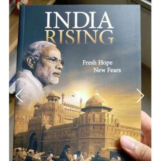 🚚 India Rising: Fresh Hopes, New Dreams by Ravi Velloor