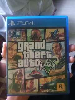 GTA V/ GTA 5 PS4