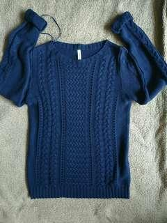 STRADIVARIUS SWEATER KNITT