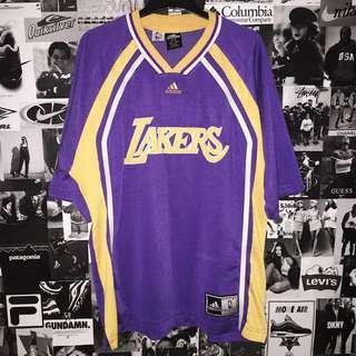 Vintage Adidas Lakers Tee
