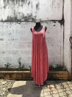 PRELOVED: Plus Size Maxi Dress (L-XXL)