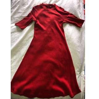 ZARA DRESS .. SIZE XS