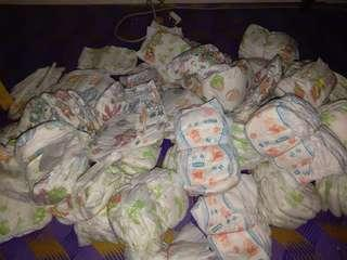 Pampers 180 pcs