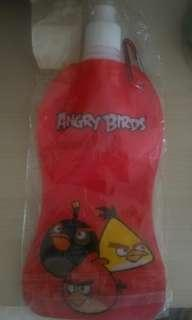 Angry bird waterbottle