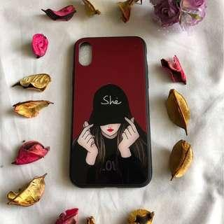 iPhone X Case/Cover
