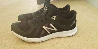 Black New Balance Sneakers size 7/8