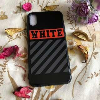 iPhone X Cover/Case