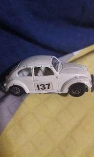 Volkswagen 1500 Saloon Matchbox Series No. 15 Made In England By LESNEY