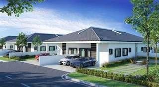 Rumah free deposit