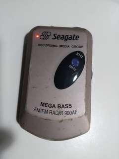 Seagate radio