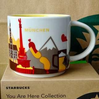 Starbucks You Are Here Mug Munich