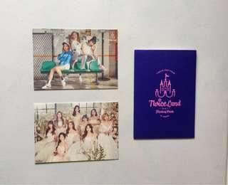 Twice 2nd Tour Twiceland Zone 2 Fantasy Park In Japan Group/Unit Trading Card