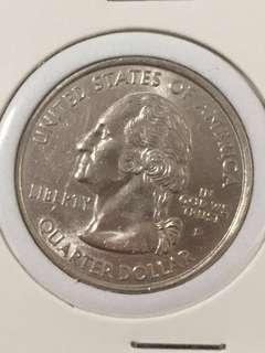 USA quarter