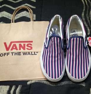 Vans Vertical Stripes