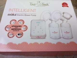 Newer use ! Double breast pump