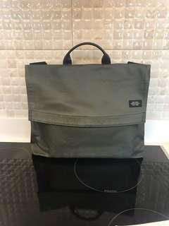 JACK SPADE waterproof Briefcase/messenger bag