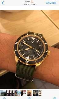 Looking for Brass Ventus Mori 300m Diver SWI Watch