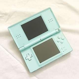 Blue Nintendo DS