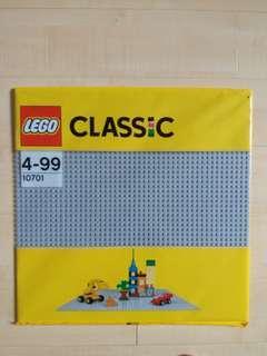 LEGO 10701 classic 灰色