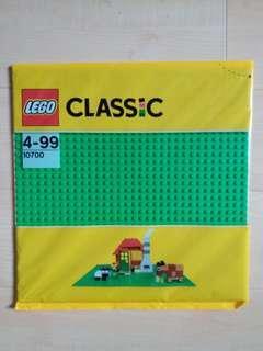 LEGO 10700 classic 綠色