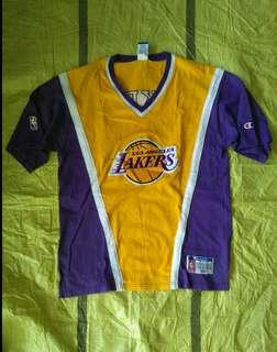 Tees NBA Lakers by Champion