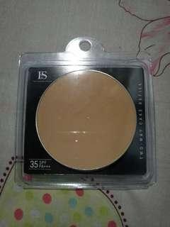 FS Cosmetics Two way Cake Foundation refill in Abaca