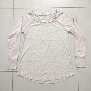 Cotton on Milky Grey Blouse