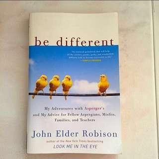 Mint: Be Different By John Elder Robison