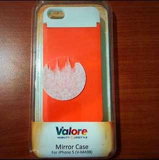 Brand NEW: iPhone SE/5S/5 Mirror Casing By Valore