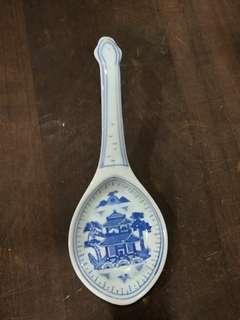 antique big spoon 1pcs