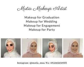 Jasa makeup termurah bersertifikat