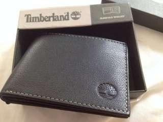 美國代購Timberland 男裝銀包Men's Leather Wallet