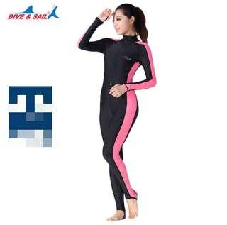 Swimwear with UV protection