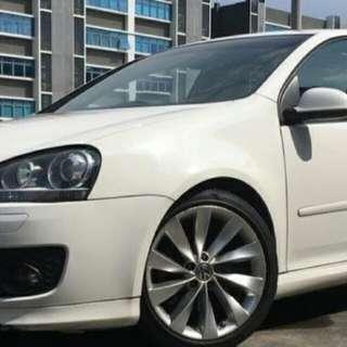 VW GOLF GTi 2.0T 2008