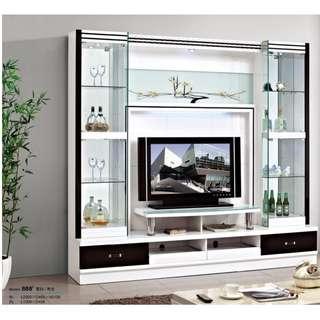 電視櫃 組合櫃 儲物櫃 地櫃 玻璃櫃 租房 劏房 公屋 居屋 私樓 181013