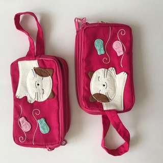 Cute pouch