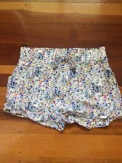 Just Jeans Spotted Shorts