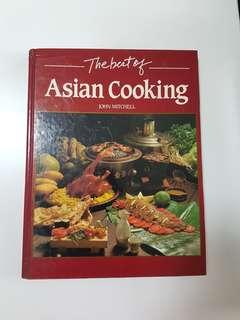 The Best of Asian Cooking by John Mitchell