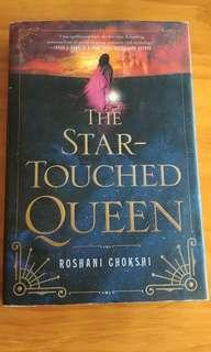 The star-touched queen hardcover