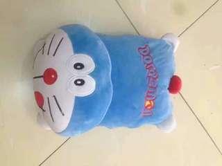 Blanket pillow