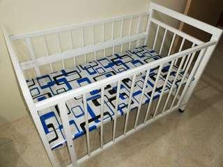 Katil Bayi Baby Cot