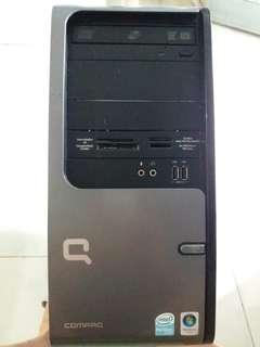 Compaq 主機外框+DVD diver